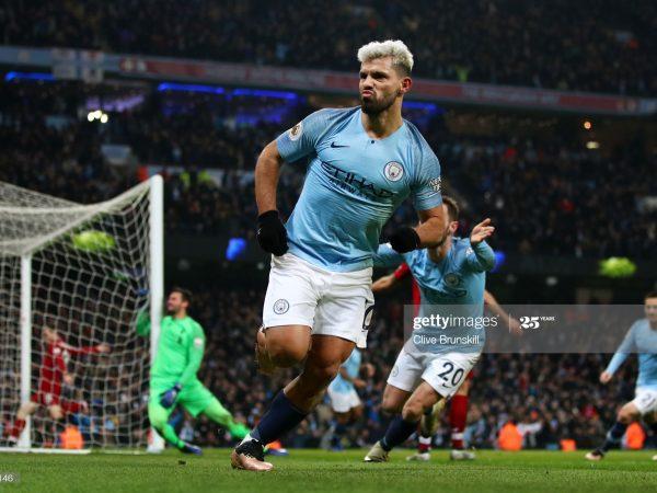 Man City: Sergio Aguero