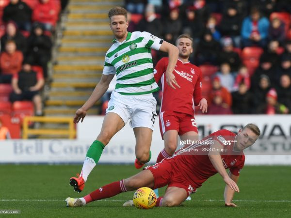Aberdeen vs Celtic