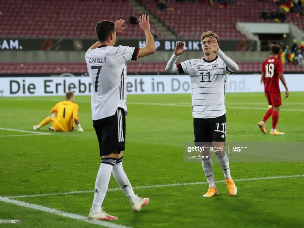Germany vs Switzerland