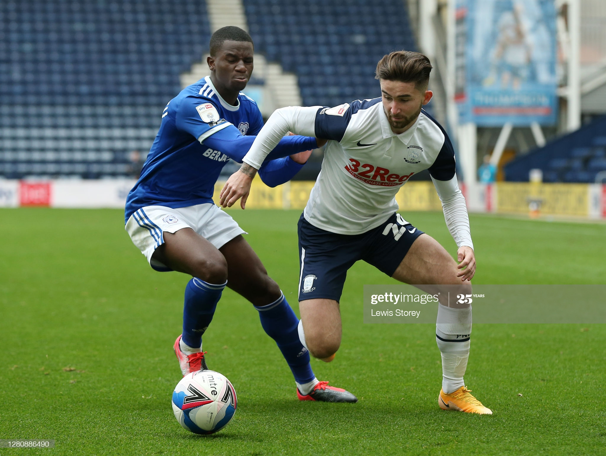 Preston North End vs Birmingham City