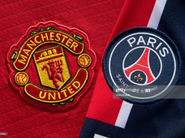 Man Utd vs PSG