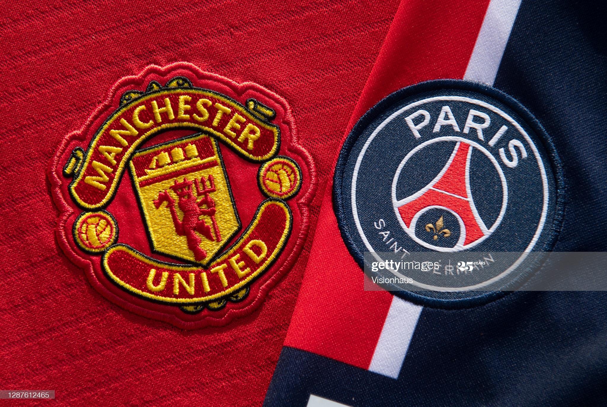 Man Utd vs PSG