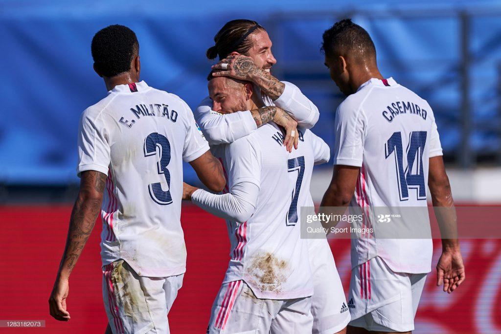 Real Madrid vs Inter