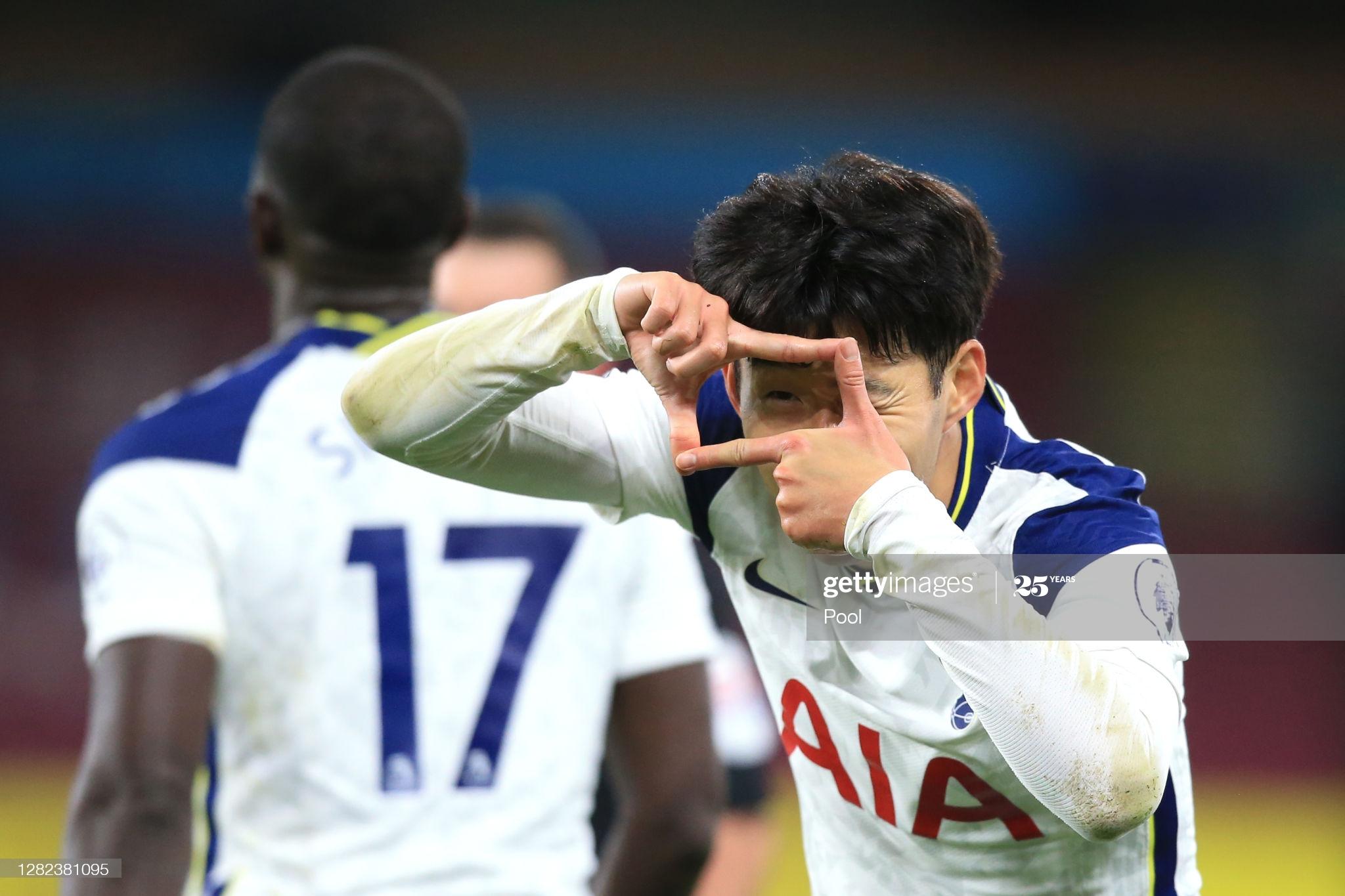 Tottenham Hotspur: Heung Min Son