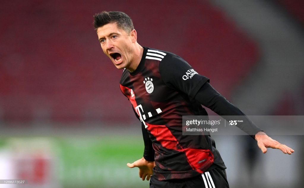 Bayern Munich: Robert Lewandowski