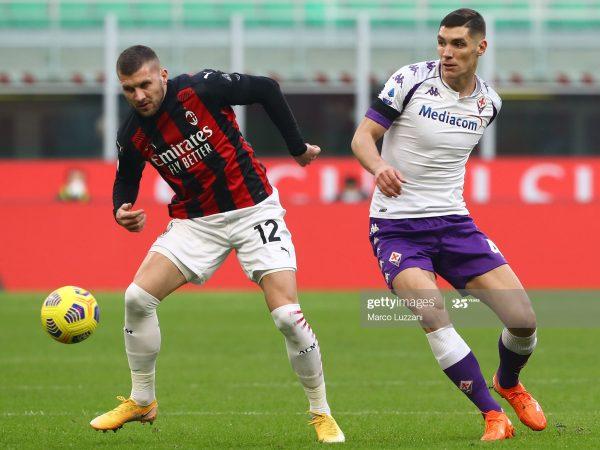 Fiorentina: Nikola Milenkovic