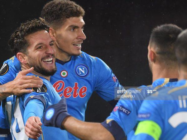 Napoli vs Real Sociedad