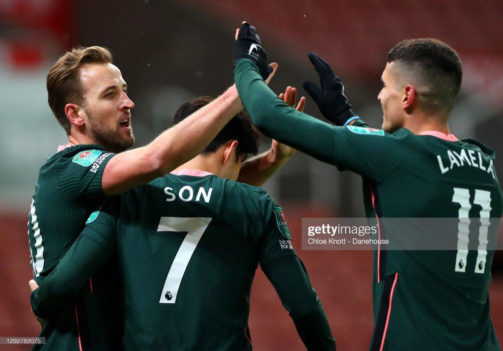Tottenham Hotspur: Harry Kane