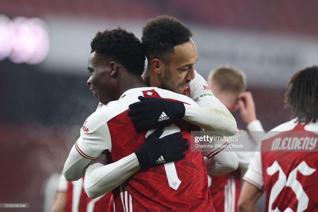 Arsenal: Pierre Aubameyang