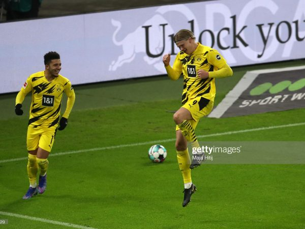 Borussia Dortmund: Erling Haaland