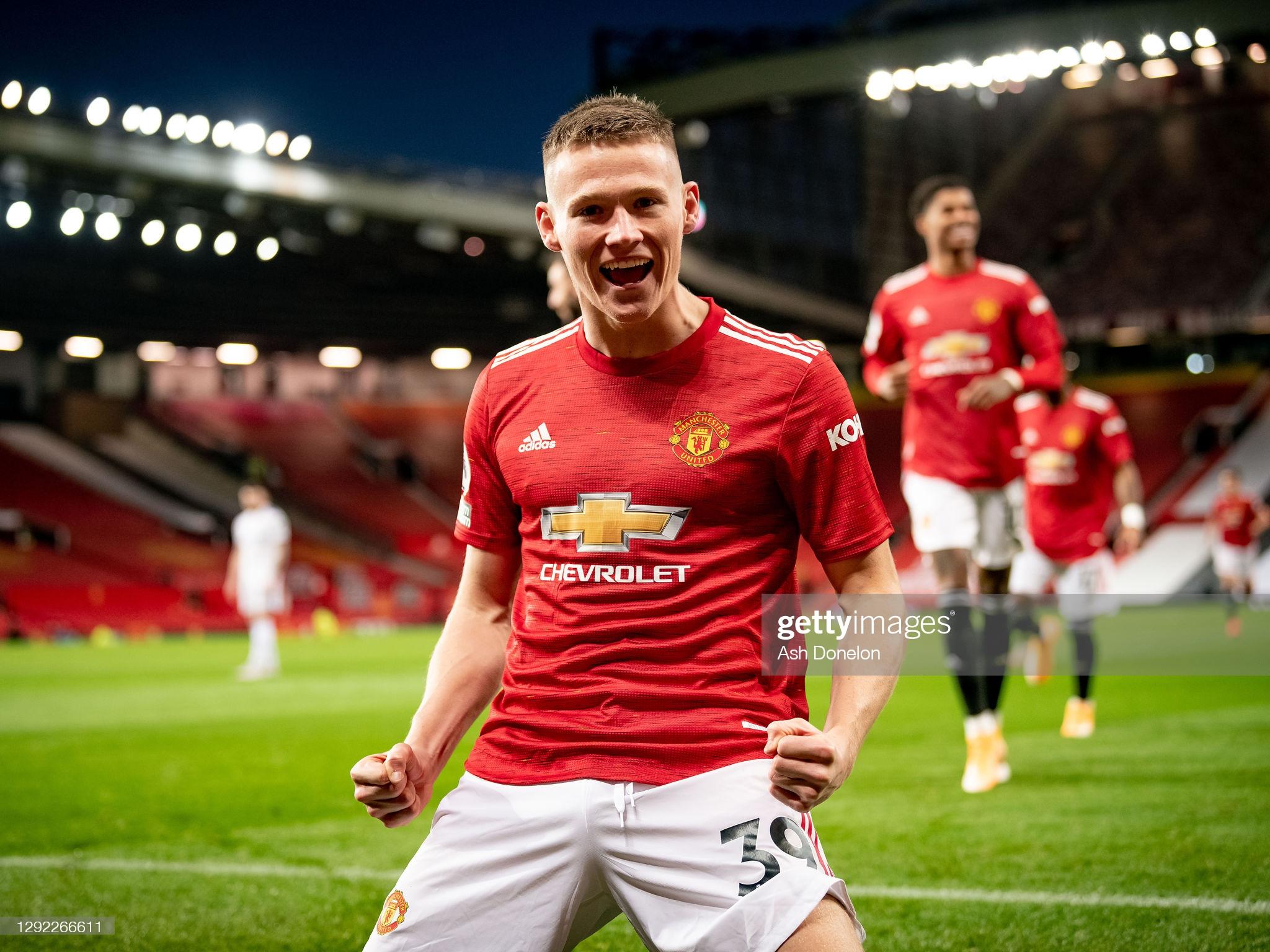 Manchester United: Scott McTominay