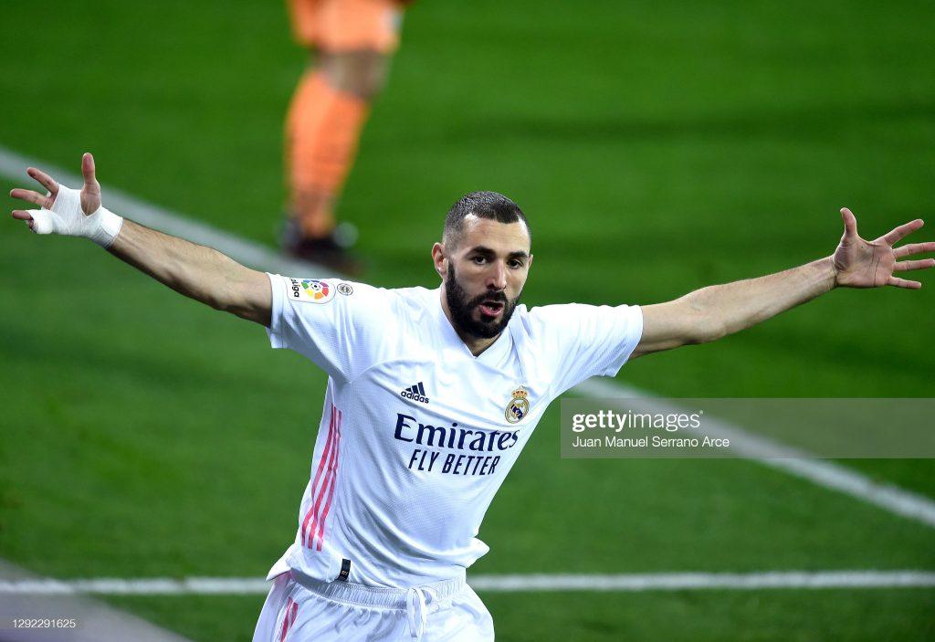 Real Madrid: Karim Benzema