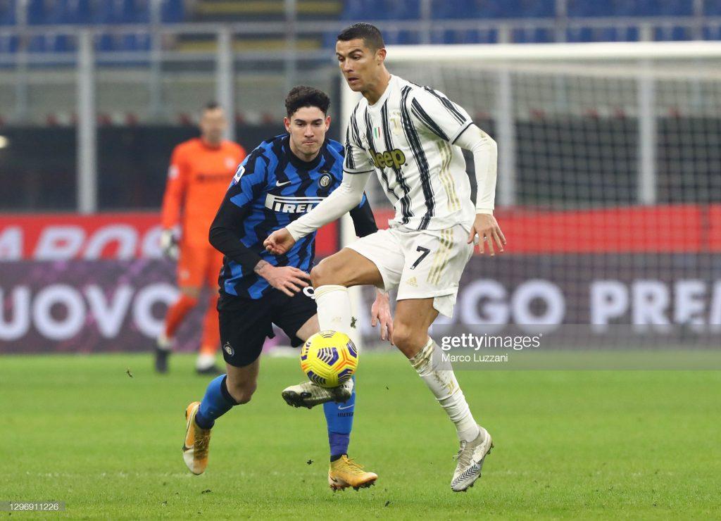 Inter vs Juventus Coppa Italia