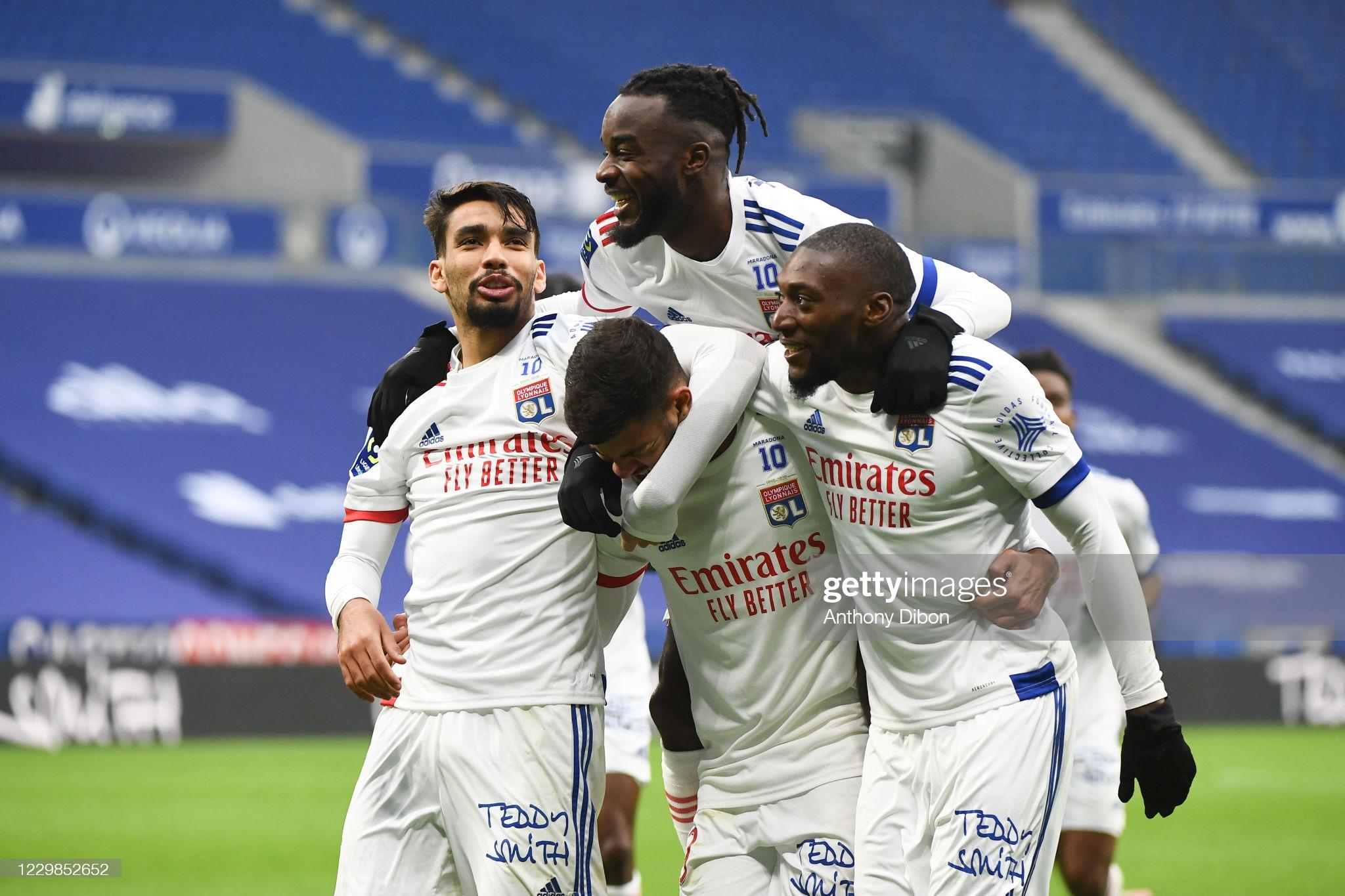 Reims vs Lyon