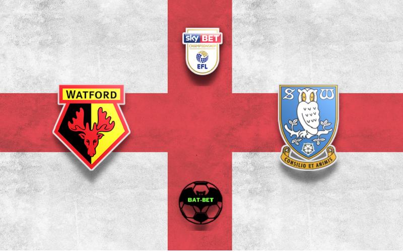 Watford vs Sheffield Wednesday